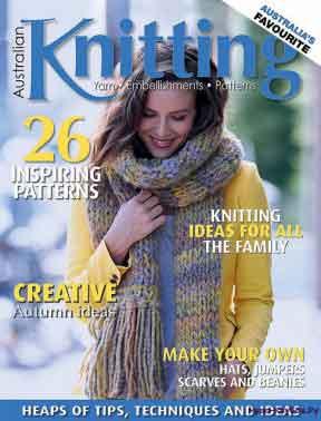 Australian Knitting 1 2016