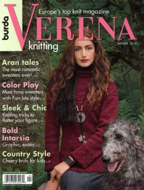 Burda Verena Knitting 10