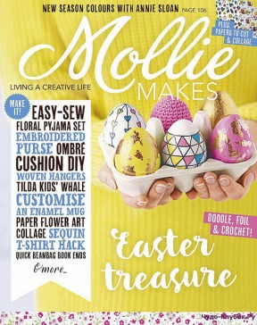 Mollie Makes - 2016