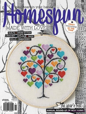 Australian Homespun 154 2016