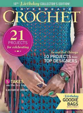 Interweave Crochet 1 2016