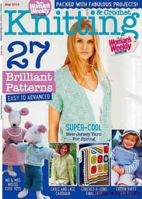 Knitting & Crochet 2016