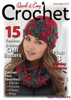 Quick & Easy Crochet Fal 2015