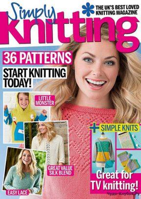 Simply Knitting 151 2016