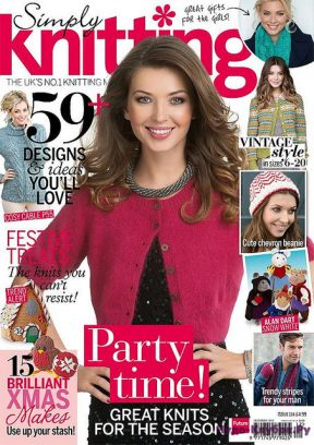 Simply Knitty №114 2013