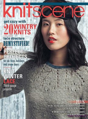 Knitscene Winter 2016