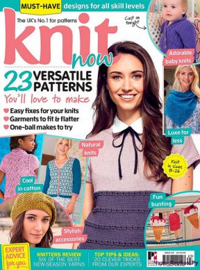 Knit Now 63 2016
