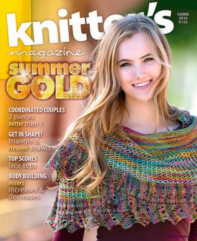 Knitters Magazine Summer 2016
