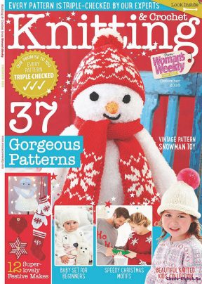 Knitting & Crochet December 2016