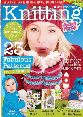 Knitting & Crochet January - 2017