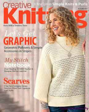 Creative Knitting 39 2017
