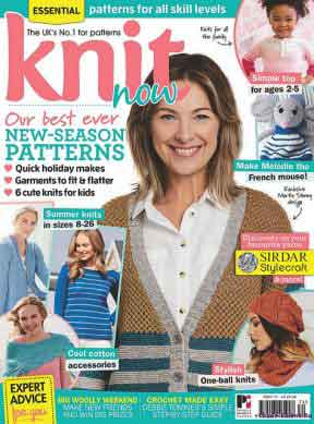 Knit Now 74 2017