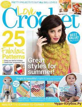 Love Crochet August 2017