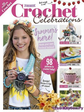Simply Crochet Crochet Celebrations 2017