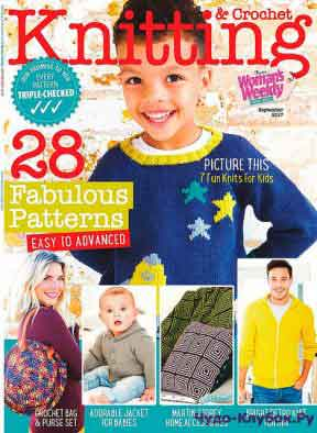Knitting & Crochet from Womans Weekly 2017