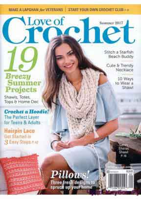 Love of Crochet Лето 2017