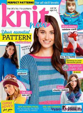 Knit Now 82 2018