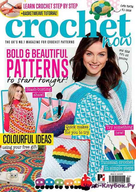 Crochet Now 24 2018