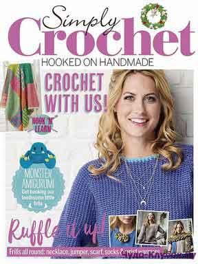 Simply Crochet 68 2018