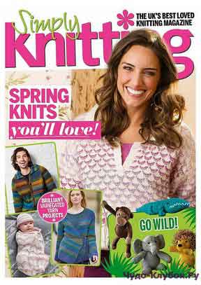 Simply Knittin 171 2018