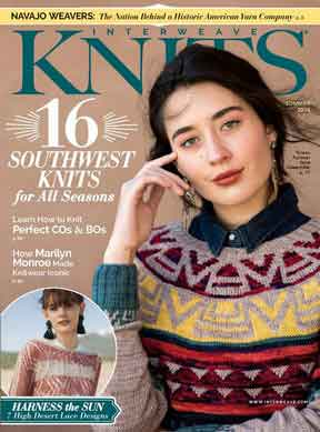 Interweave Knits Summer - 2018