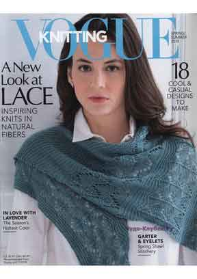 Vogue Knitting Spring Summer 2018