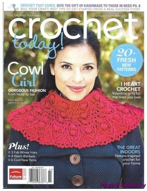 фото Crochet Today 1-2 2011